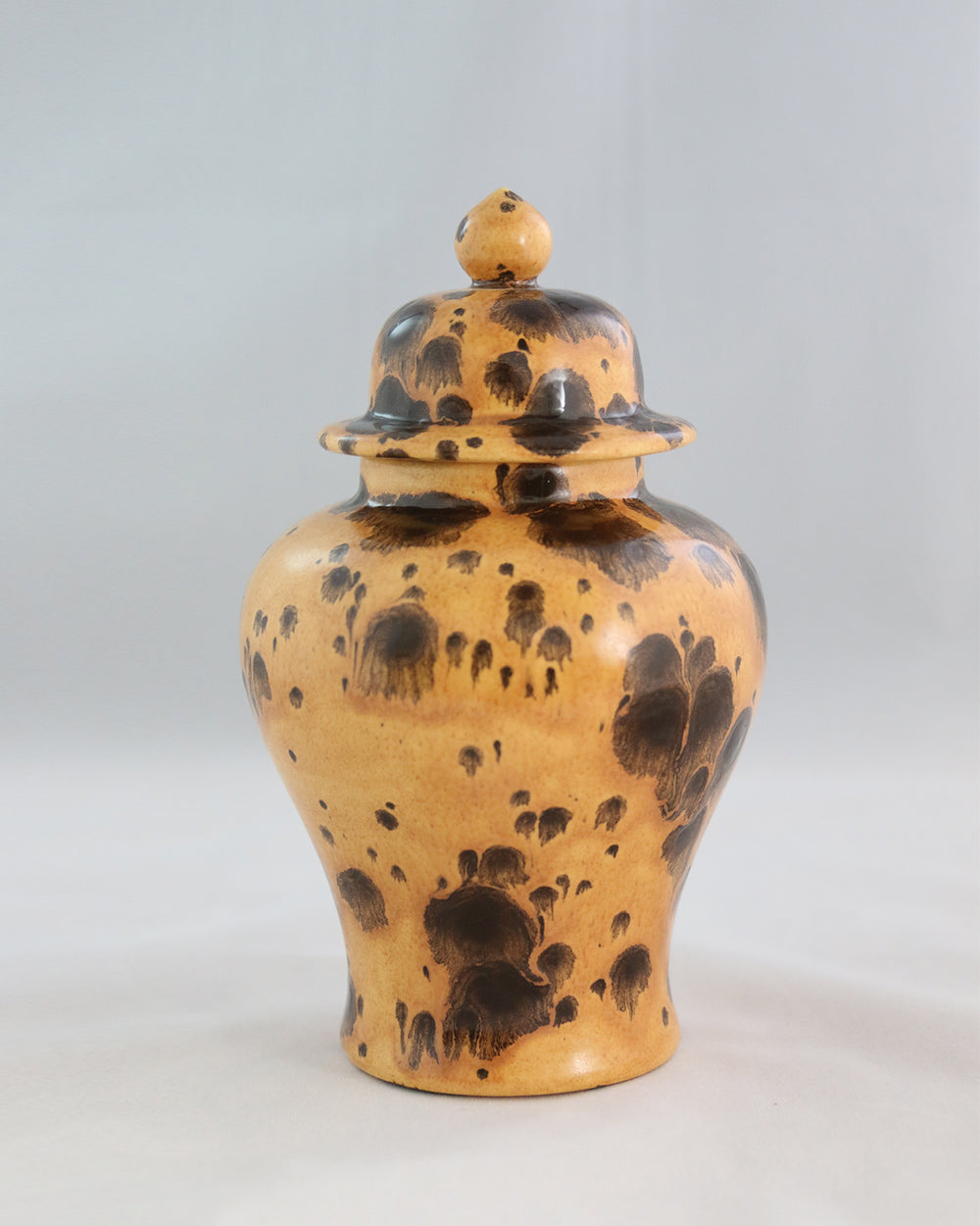Hancrafted Ceramic Urn - Tortoise - Small