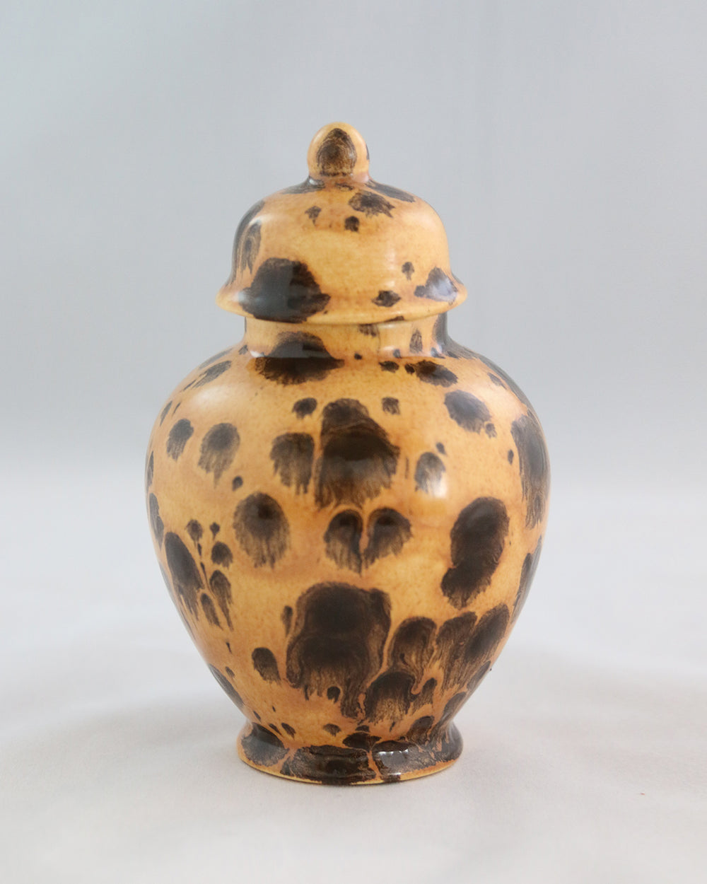 Hancrafted Ceramic Urn - Tortoise - XSmall