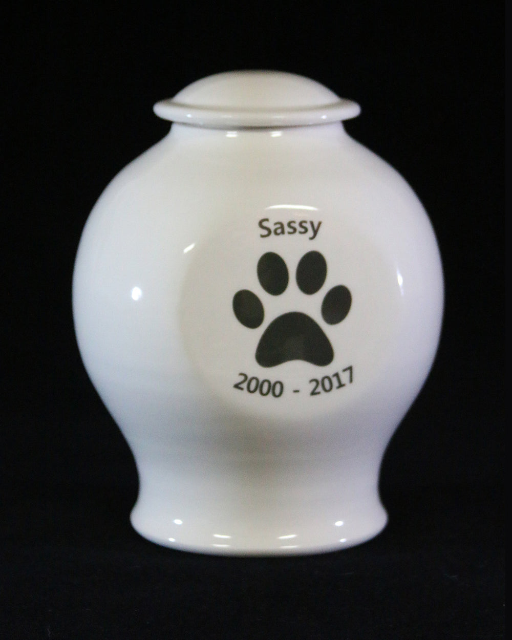 Custom Ceramic Urn - Large
