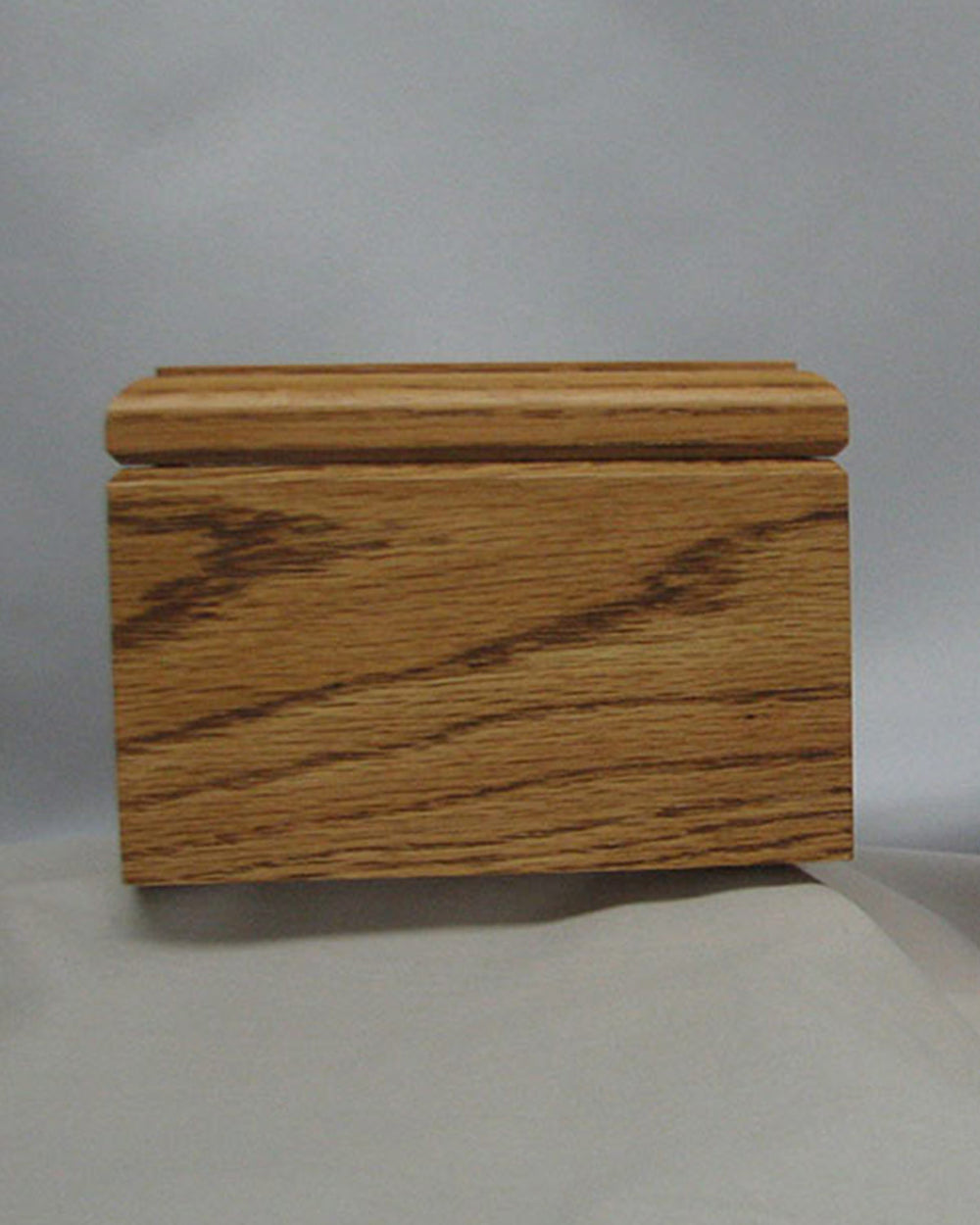 Custom Hardwood Box Urn - Small
