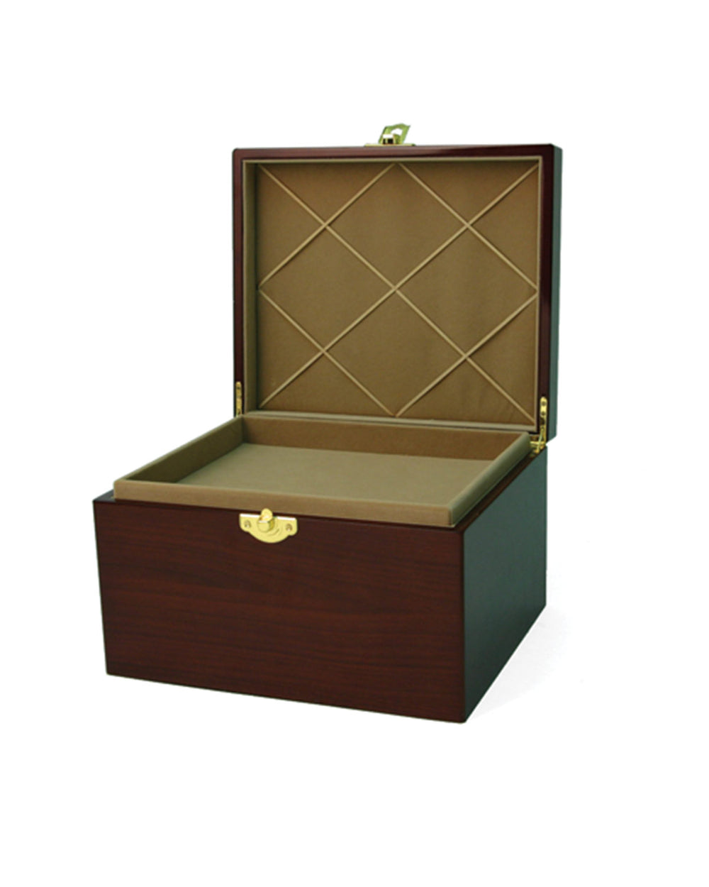 Paw Print Memory Chest - Large
