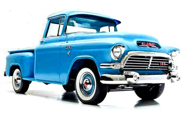 GMC 100-22 Pickup Truck Weatherstripping