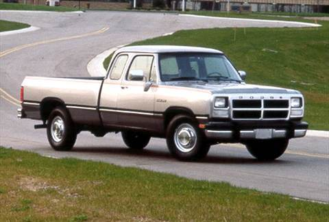 Dodge D200, D250 Pickup Weatherstripping