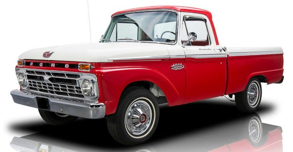 Ford F100 Weatherstripping