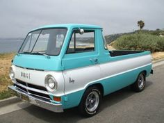 Dodge A100 Pickup / Van Weatherstripping