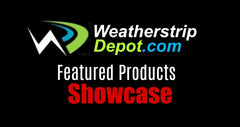 Featured Products Showcase at Weatherstrip Depot
