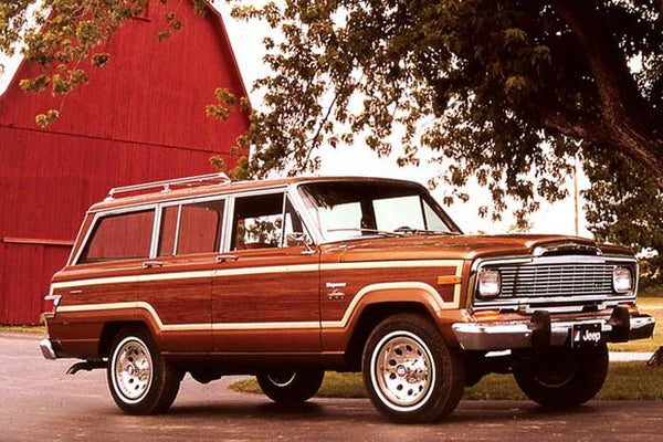 Jeep Grand Wagoneer Weatherstripping