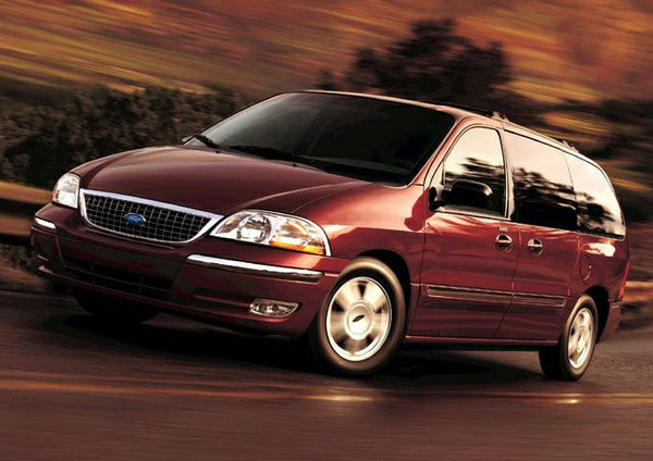 Ford Windstar Weatherstripping