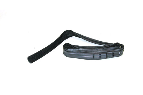 D1009 Jeep 1976-1995 CJ5, CJ7, CJ8, Wrangler YJ Upper Glass Run DS or PS - Weather Strip Depot