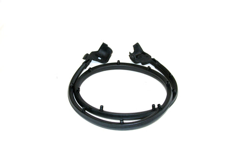 D3032 Jeep 1987-1995 Wrangler YJ Half Door Seal PS - Weather Strip Depot