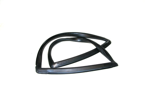 D4007 Jeep 1984-1996 4 Dr Cherokee XJ, Wagoneer XJ Quarter Window Seal, Rear Window DS - Weather Strip Depot