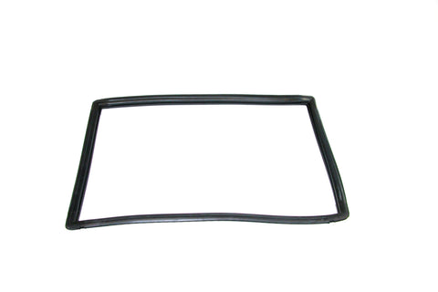 D4008 Jeep 1984-1996 4 Dr Cherokee XJ, Wagoneer XJ Quarter Window Seal, Rear Window PS - Weather Strip Depot