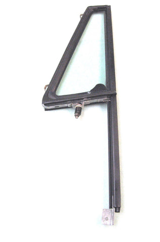 D4024 Jeep 1976-1995 CJ7, CJ8, Wrangler YJ Passenger Side Vent Window Assembly - Weather Strip Depot