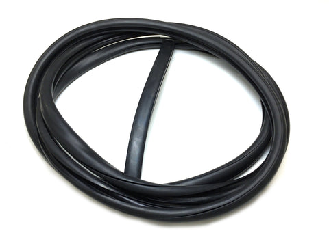 D4110 Jeep 1952-1964 M38A1, M170  Windshield Seal w/ Locking Strip - Weather Strip Depot