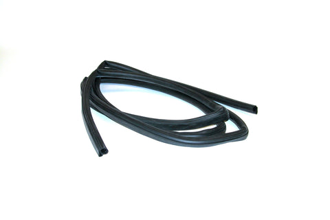 G3006 Door Seal, Driver or Passenger Side for 1960-1966 Chevy Panel, C/K Pickup - Weather Strip Depot