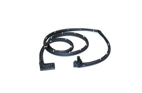 G3017 Chevy, GMC Fullsize Van Side Cargo Door, Rear Door Seal - Weather Strip Depot