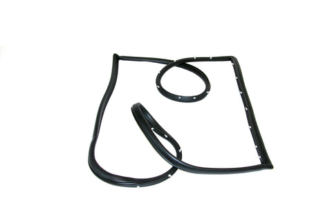 G3019 Chevy, GMC Fullsize Van Door Seal, Rear Cargo Passenger Side - Weather Strip Depot