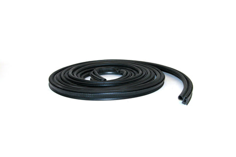 G3088 Front Door Seal Extended-Crew Cab DS or PS Chevy S10, GMC S15, Sonoma - Weather Strip Depot
