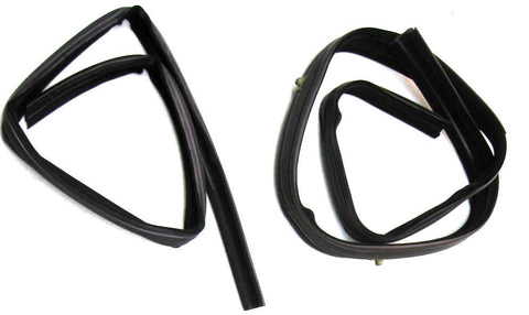 KD1001 Dodge 1972-1993 Fullsize Pickup, Ramcharger Glass Run Kit DS or PS - Weather Strip Depot