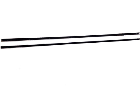 KD1020 Jeep 1963-1991 Wagoneer, Grand Wagoneer SJ Glass Run Division Bar Kit, Rear DS & PS - Weather Strip Depot