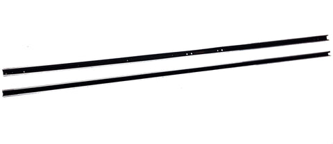 KD1021 Jeep 1963-1991 Wagoneer, Grand Wagoneer SJ Glass Run Division Bar Kit, Front DS & PS - Weather Strip Depot