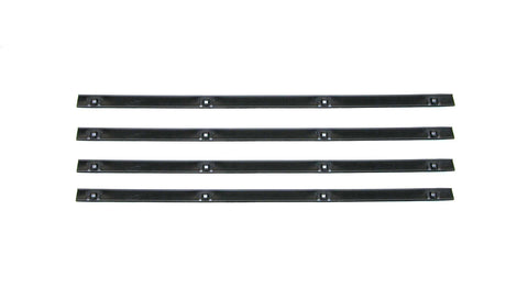KD2001A Dodge 1970-1979 Fullsize Van Belt Weatherstrip Kit Inner & Outer DS & PS - Weather Strip Depot
