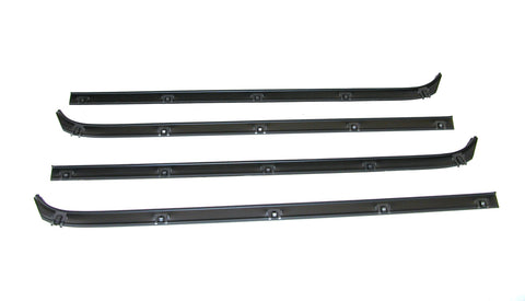 KD2003 Dodge 1980-1993 Fullsize Pickup, Ramcharger Belt Weatherstrip Kit Inner & Outer - Weather Strip Depot
