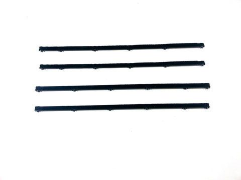 KD2018 Dodge 1961-1971 Fullsize Pickup Belt Weatherstrip Kit Front or Rear DS & PS - Weather Strip Depot