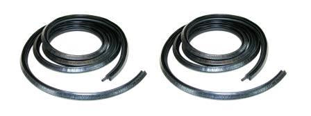 KD3025 Jeep 1993-1998 Grand Cherokee ZJ Door Seal Kit Rear Door DS & PS - Weather Strip Depot