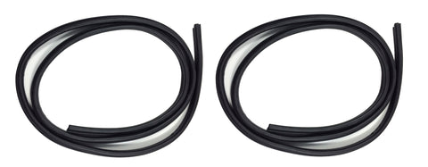 KD3043 Dodge 1998-2003 Durango Front Door Seal Kit DS & PS - Weather Strip Depot
