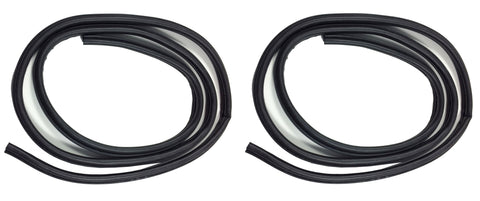 KD3044 Dodge 1998-2003 Durango Rear Door Seal Kit DS & PS - Weather Strip Depot