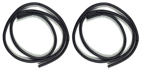 KD3045 Dodge 1997-2004 Dakota Front Door Seal Kit Driver Side & Passenger Side - Weather Strip Depot