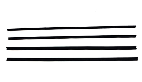 KF2096 Belt Weatherstrip Kit, Passenger & Driver Side for 1971-1980 Ford Pinto - Weather Strip Depot