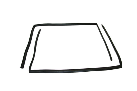 KF3016 Door Seal Kit 1966-1977 Ford Bronco Upper Driver Side & Passenger Side - Weather Strip Depot