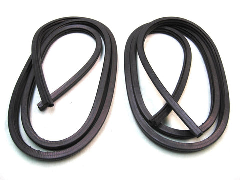 KF3023 Rear Door Seal Kit for 1986-1991 Ford Taurus, Mercury Sable - Weather Strip Depot