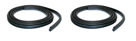 KF3034 Front on Body Door Seal Kit for 1992-2006 Ford E150, E250, E350 Van - Weather Strip Depot