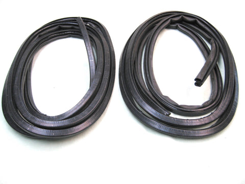 KF3042 Ford Ranger Crew Cab Door Seal Kit on Body, Driver or Passenger Side - Weather Strip Depot