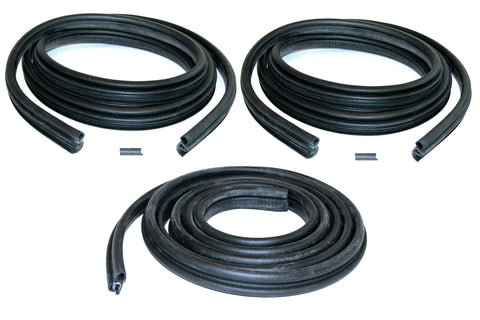 KF3055 Door and Liftgate Seal Weatherstrip Kit for 1995-2003 Ford Windstar - Weather Strip Depot