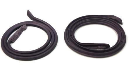 KF3065 Ford 1965-1966 Mustang Door Seal Kit - Weather Strip Depot