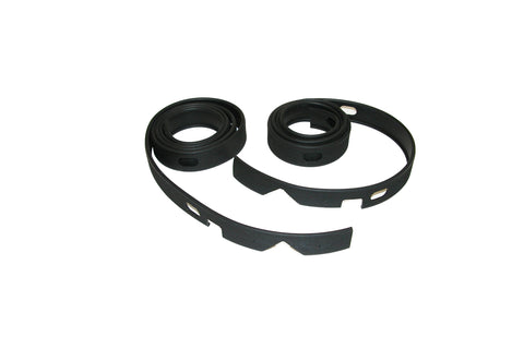 KF4000 Quarter Panel Seal Kit 1966-1977 Ford Bronco Driver Side & Passenger Side - Weather Strip Depot