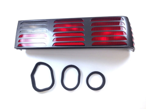 KF4059 Ford 1983-1993 Mustang 6 Piece Rear Lamp Tail Light Housing Seal Kit - Weather Strip Depot