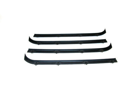 KG2012 Chevy GMC Fullsize Van Belt Weatherstrip Kit Outer and Inner, DS and PS - Weather Strip Depot