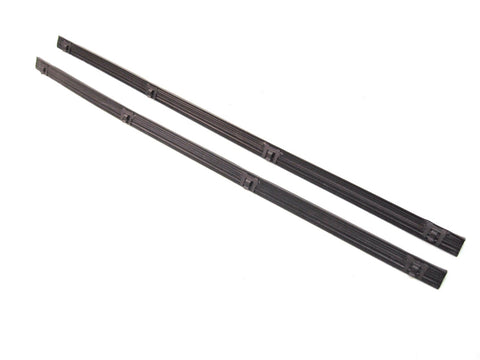 KG2027 Front Outer Belt Weatherstrip Kit, DS and PS for 1967-1972 Chevy Suburban - Weather Strip Depot
