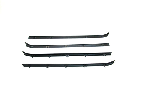 KG2030 Belt Weatherstrip Kit Inner & Outer for 1981-1991 Chevy C/K Truck, Blazer, Suburban - Weather Strip Depot