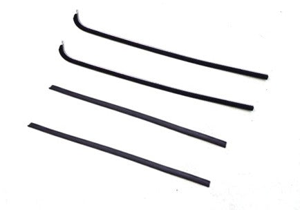 KG2117 Belt Weatherstrip Kit, Inner & Outer for 1951-1954 Chevy GMC Pickup - Weather Strip Depot