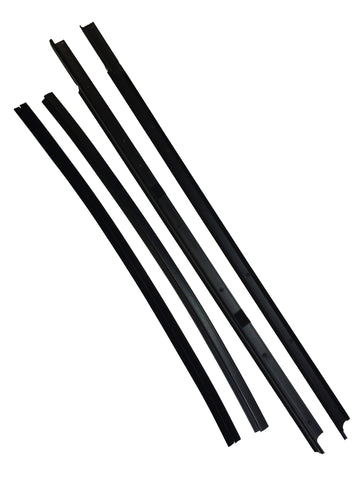 KG2169 Chevrolet 1997-2004 Corvette Belt Weatherstrip Kit Economy Level - Weather Strip Depot