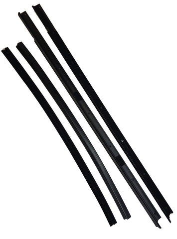 KG2170 Chevrolet 1997-2004 Corvette Belt Weatherstrip Kit Premium Level - Weather Strip Depot