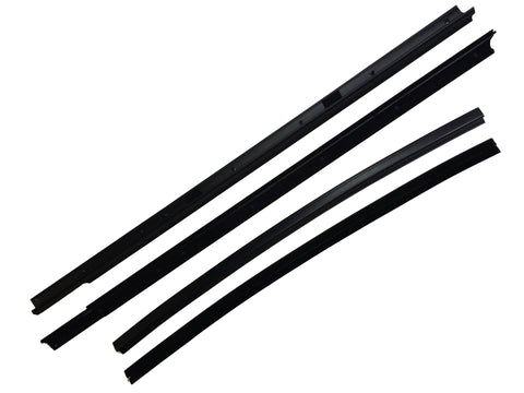 KG2171 Chevrolet 2001-2004 Corvette ZO6 Belt Weatherstrip Kit Inner & Outer DS & PS - Weather Strip Depot