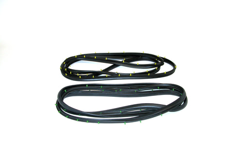 KG3013 Chevy, GMC Fullsize Van Door Seal Kit, Front DS and PS - Weather Strip Depot