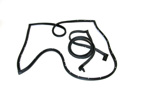 KG3019 Chevy, GMC Fullsize Van Rear Cargo Door Seal Kit - Weather Strip Depot